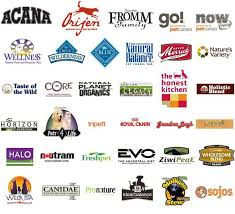 all natural dog food brands