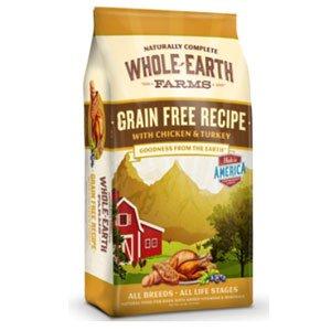 whole earth dog food