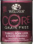 wellness wet dog food