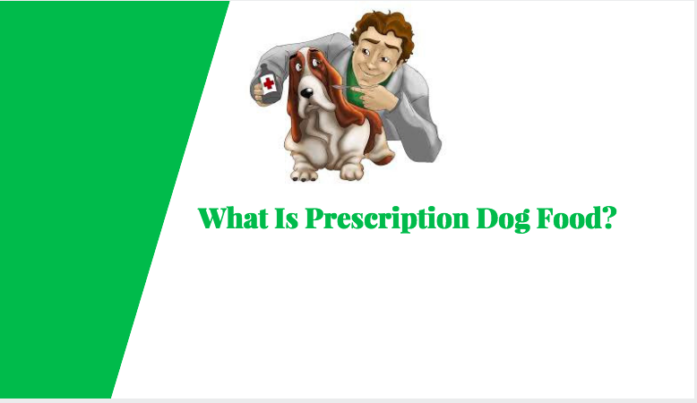 prescription dog food