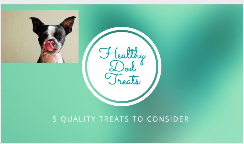 healthy dog treaats