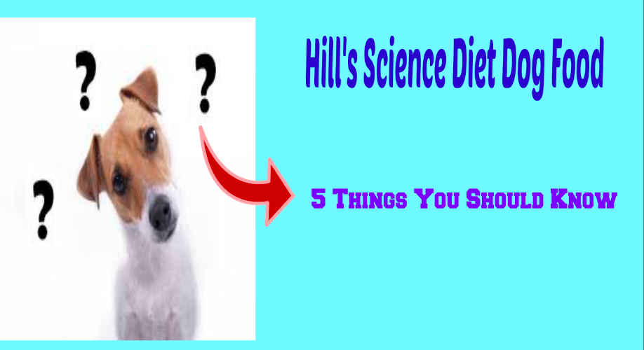 Hiull's Science Dog Food