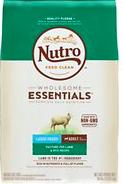 nutros dog food