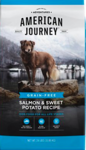 american journey dog food