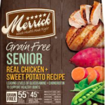 merrick senior dog food