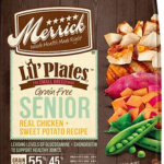 Merrick senior lil plates dog food