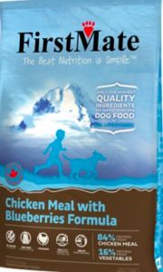 FirstMate Dog Food