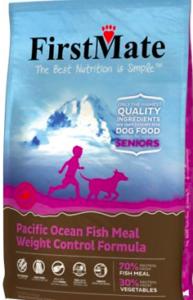 FirstMate dog food