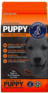 Annamaet Puppy Food