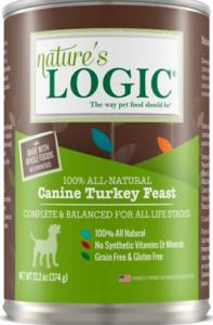Natures Logic Canned Dog Food