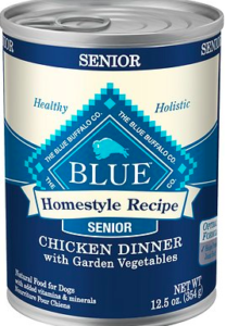 Blue Senior Dog Food