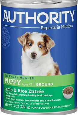 Authority Puppy Dog Food