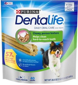 dog dental chews