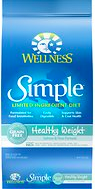 Wellness Simple Ingredient Dog Food