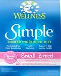 Wellness Simple Ingredient Dog Food