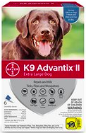 K9 Advantix Flea