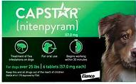 Capstar Flea Capsules