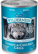 Blue Wilderness - Healthiest Wet Dog Food