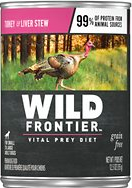 Nutro Wild Frontier - Healthiest Wet Dog Food