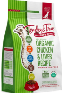Why Consider Tender And True Dog Food - Tender & True Organic Dog Food